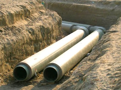 Composite Pipe & Fitting FRP, GRE, GRP, GRVE