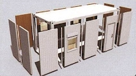 Modular Building Donga Walling system