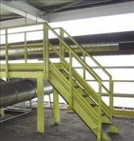 FRP Chemical application platform