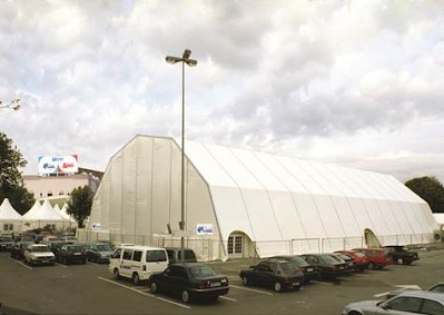 Giant Hall & Marquee