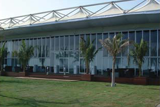 Smart Hall & Marquee Exhibition, mobile hall