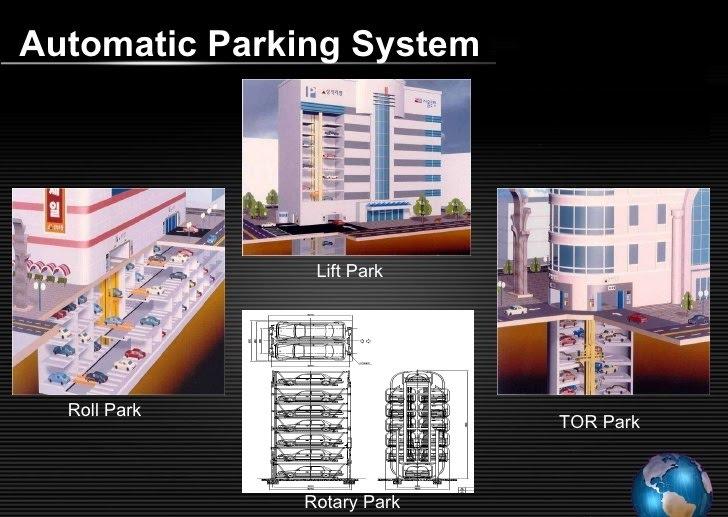 How OSPREY Robotic Parking Works