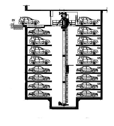 OSPREY Robotic Parking